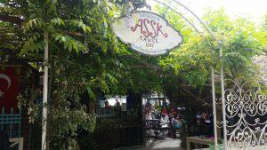 Aşşk Kahve, Kuruçeşme, İstanbul