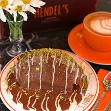 Cafe Mendel's Chocolatier, Akaretler, İstanbul