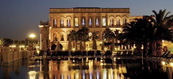 Çırağan Palace Kempinski Hotel Istanbul