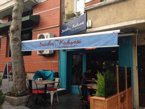 Şairler Kahvesi İstanbul