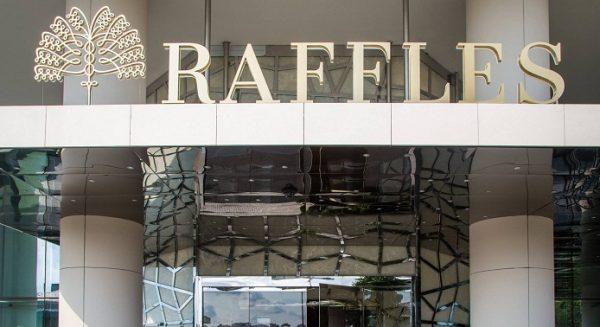 Raffles Hotel & Restaurant Beyoglu Istanbul