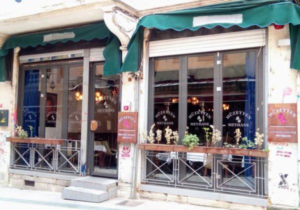 Muzeyyen Asmalimescit Beyoglu Istanbul